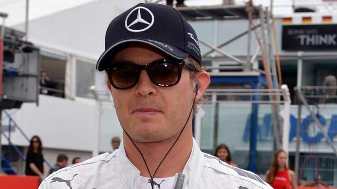 Nico Rosberg will nicht der ewige Zweite bleiben. Foto: David Ebener