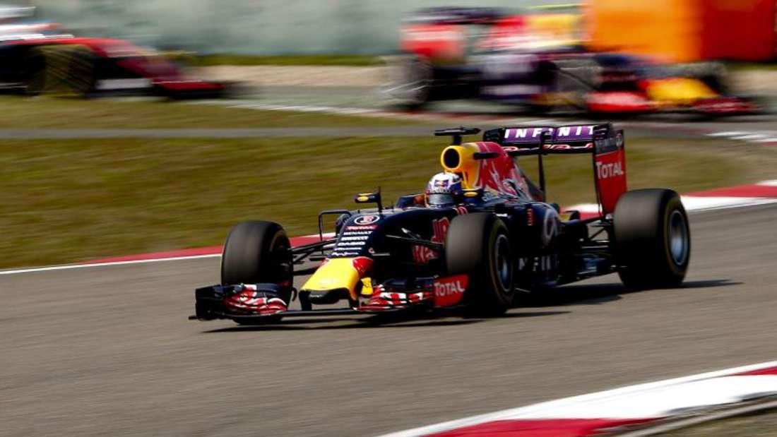Red Bull ist mit dem Renault-Motor noch nicht wettbewerbsfähig. Foto: Diego Azubel