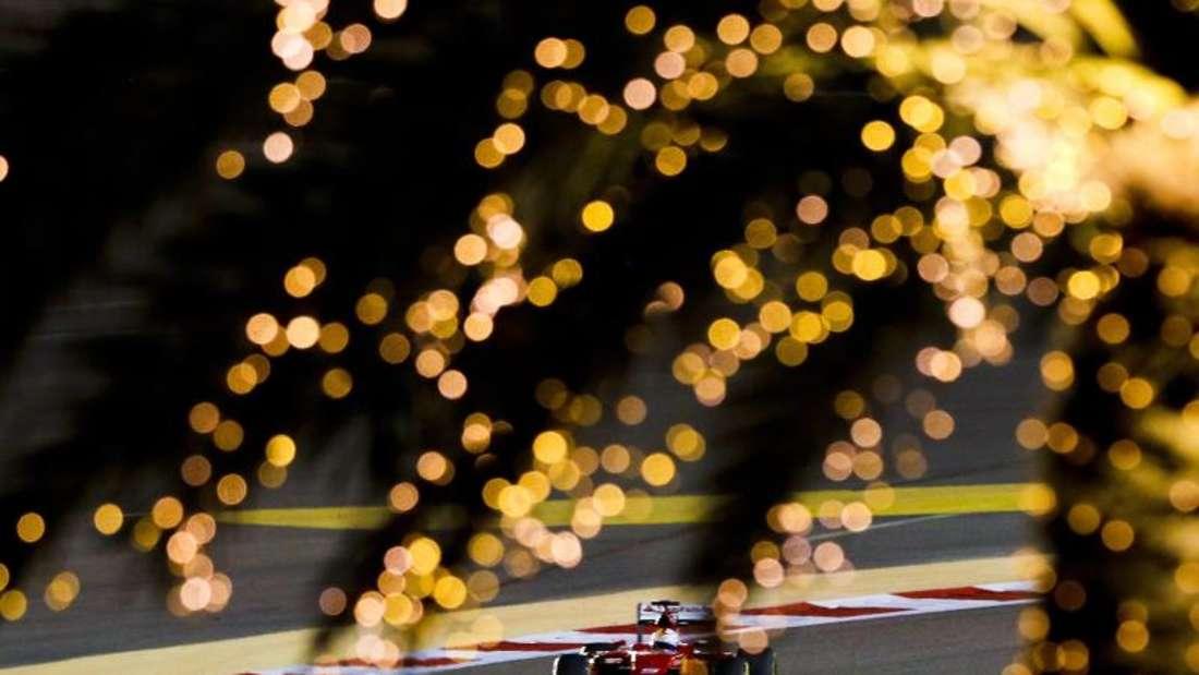 Lewis Hamilton fuhr die Bestzeit im letzten freien Training. Foto: Srdjan Suki