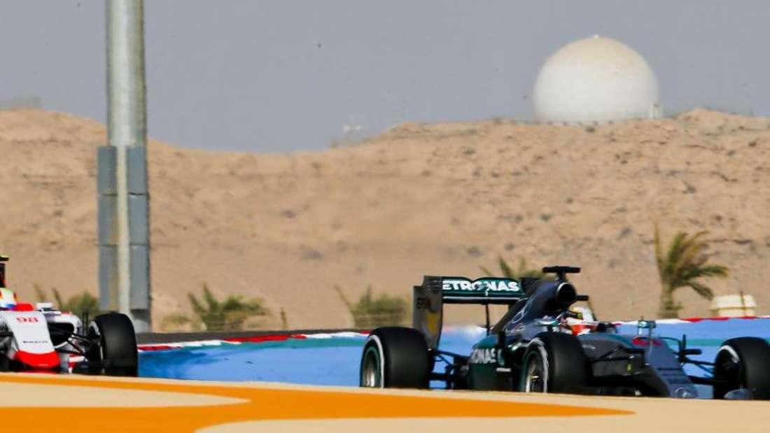 Bahrain will für die nächsten zehn Jahre ein Rennen der Formel 1 ausrichten. Foto: Srdjan Suki