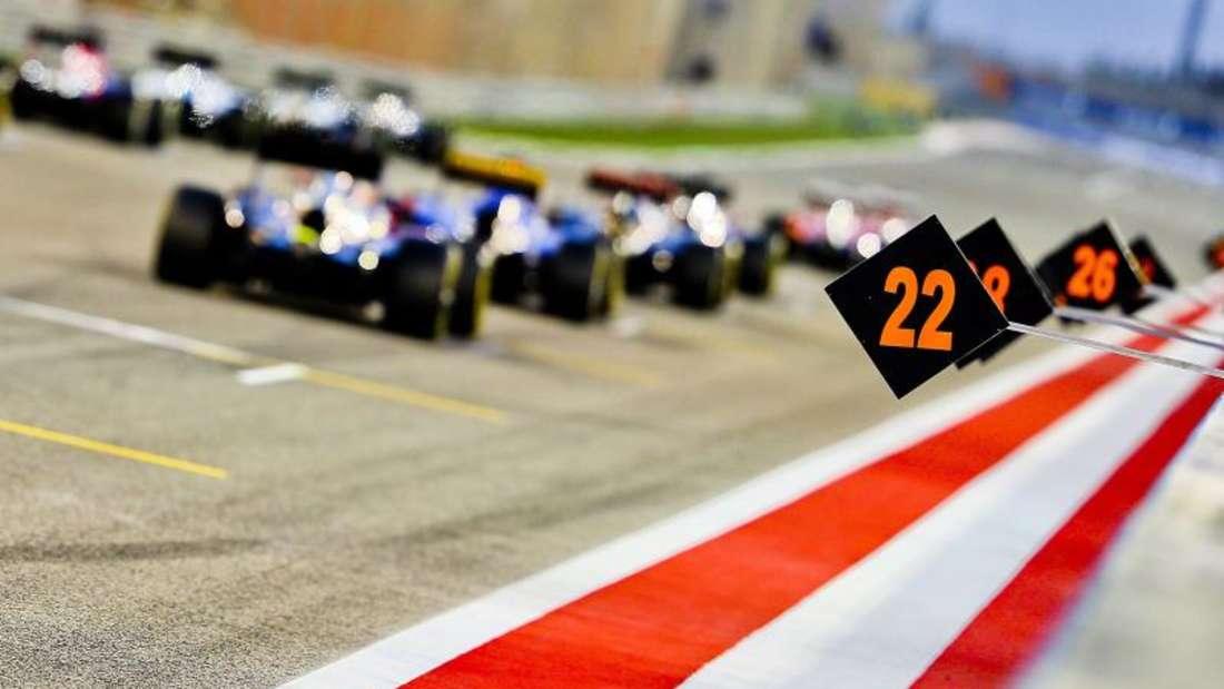 Der Große Preis von Bahrain zeigte viel Bekanntes und einiges Neues. Foto: Srdjan Suki