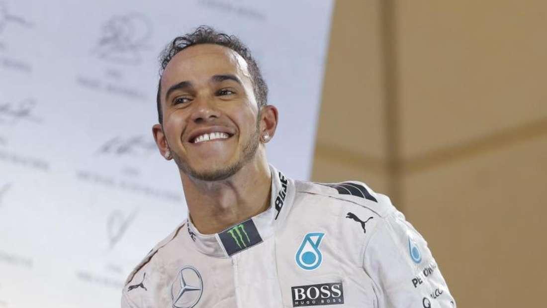F1-Champion Lewis Hamilton will seinen Vertrag bei Mercedes möglichst schnell verlängern. Foto: Valdrin Xhemaj