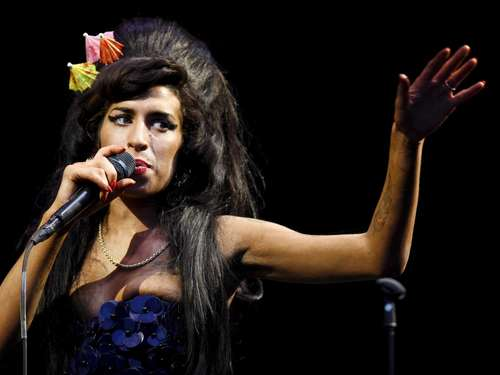 "Amy Winehouses Familie unzufrieden mit Film ""Amy"""