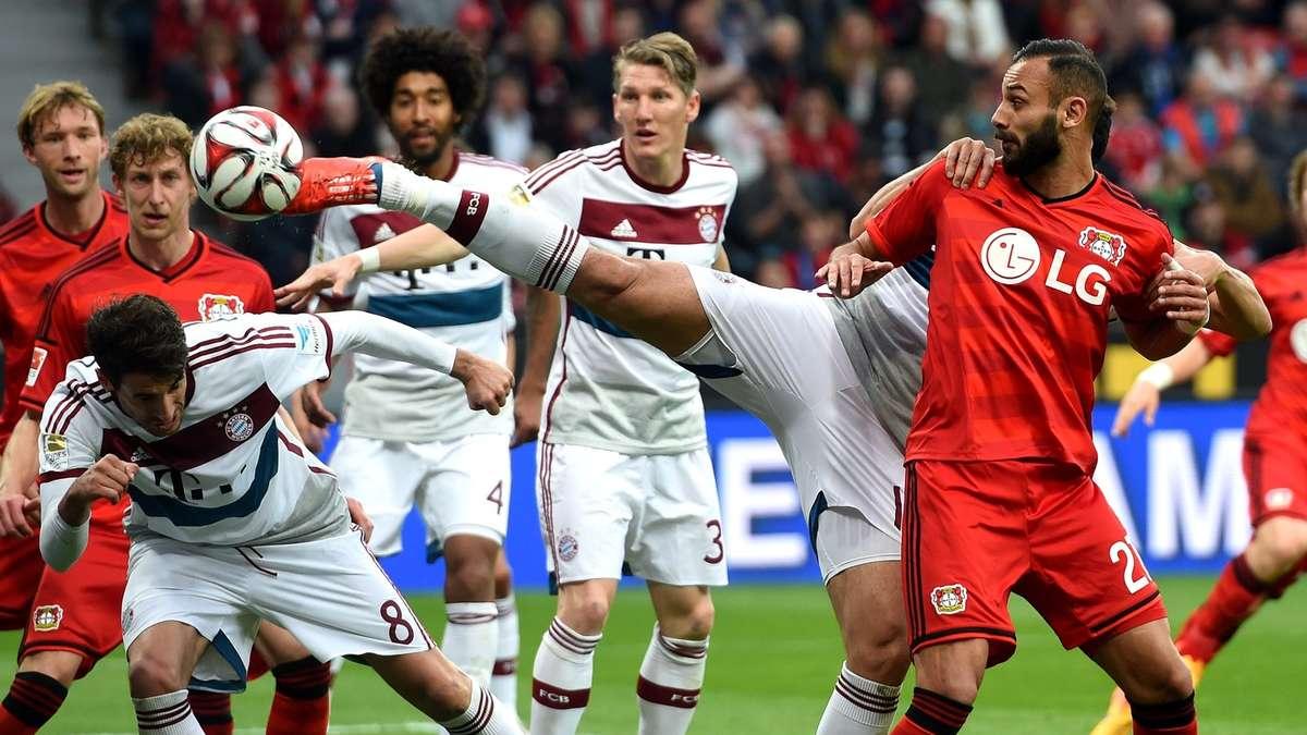 Bayern München Gegen Leverkusen 2021