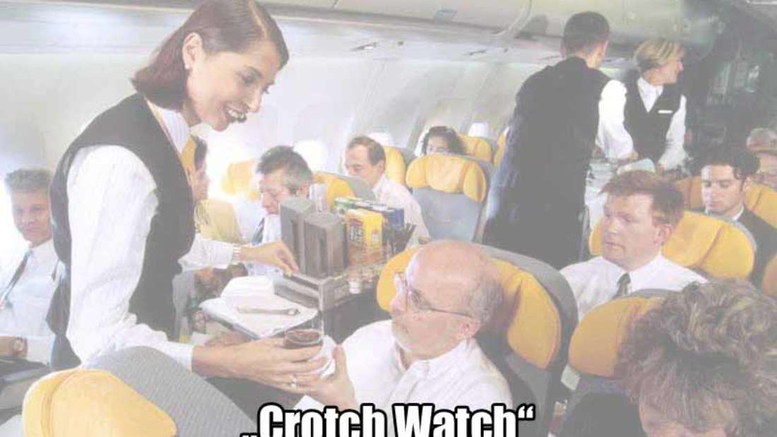 Geheimsprache Stewardess