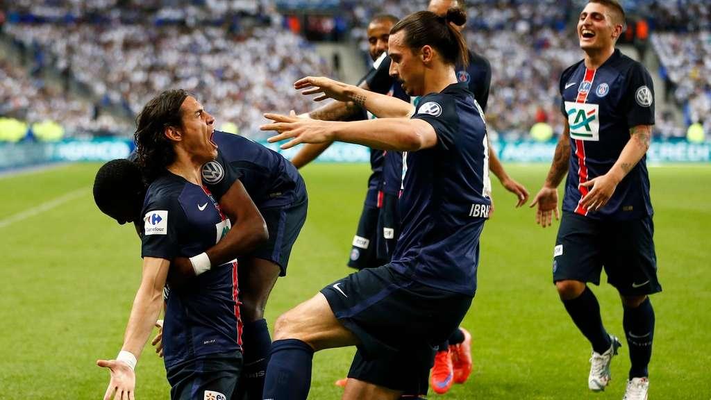 Paris Fussball