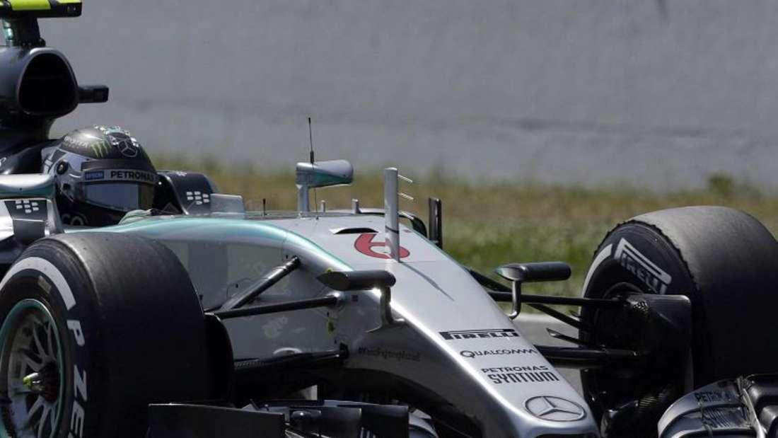 Mercedes war zuletzt immer auf der Pole Position. Foto:Alberto Estevez
