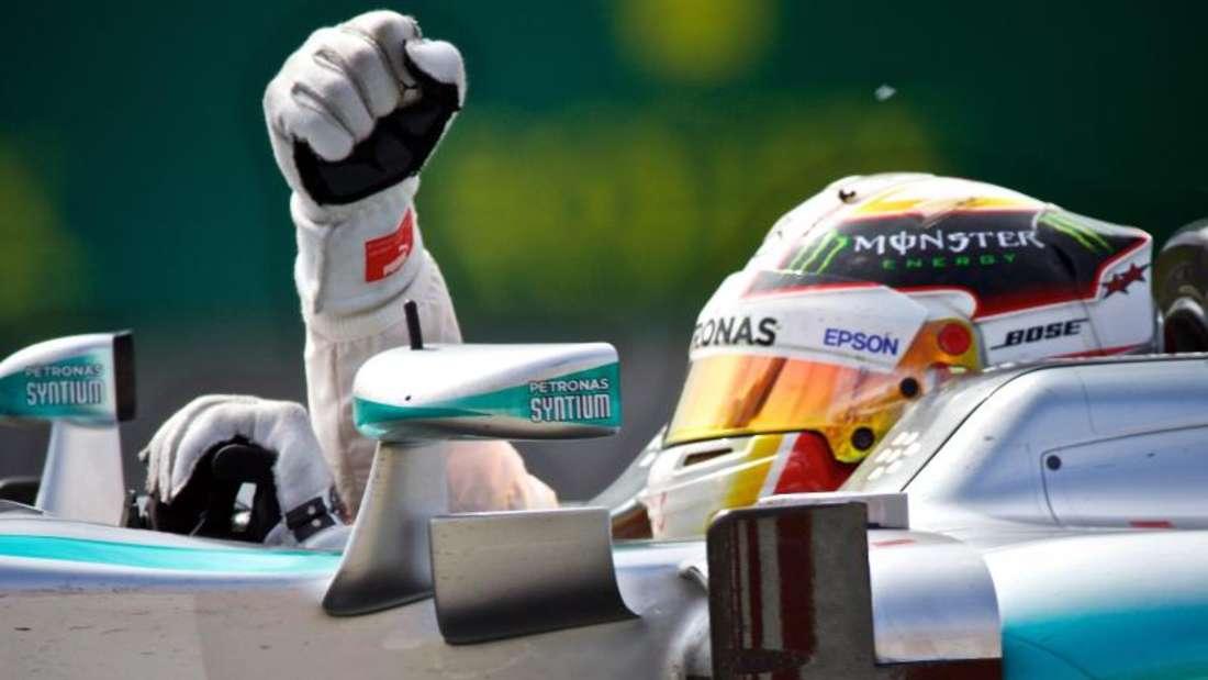 Lewis Hamilton hat in Montreal seine Überlegenheit unter Beweis gestellt. Foto: Andre Pichette