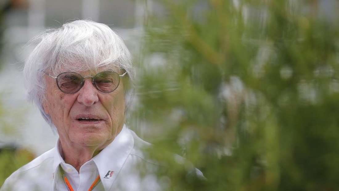 Das Formel-1-Rennen in Italien liegt Bernie Ecclestone am Herzen. Foto: Valdrin Xhemaj