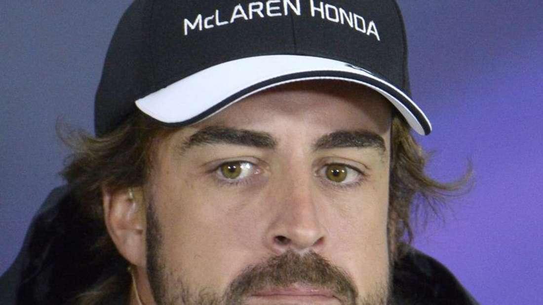 Fernando Alonso erwartet in Spielberg einen weiteren Rückschlag für sein Team. Foto: Hans Klaus Techt