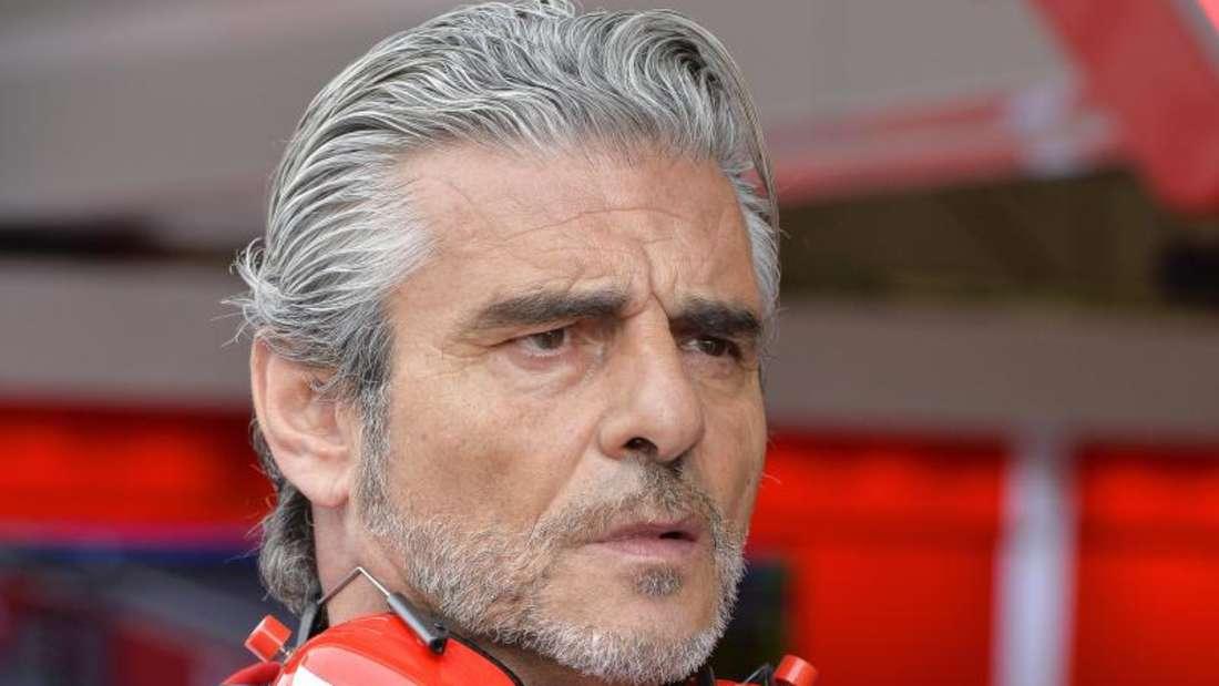 Maurizio Arrivabene verspricht der Formel 1 ein «anderes Gesicht». Foto: Herbert Neubauer