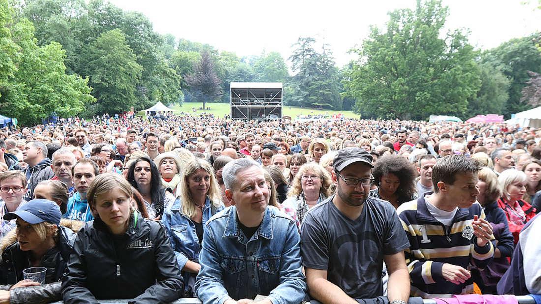 Schlosspark Festival Weinheim