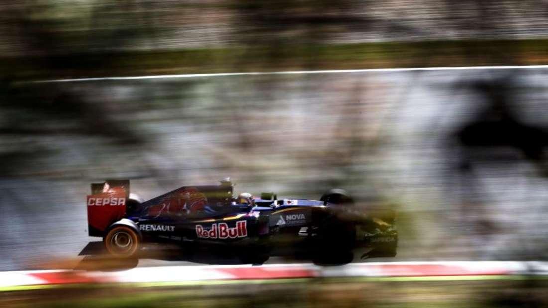 Die Testfahrten in der Formel 1 sollen reduziert werden. Foto: Alejandro Garcia