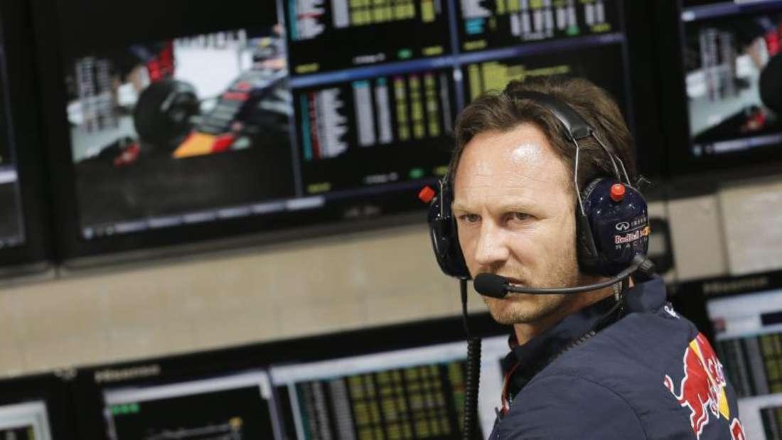Christian Horner ist seit 2005 Teamchef bei Red Bull. Foto: Valdrin Xhemaj