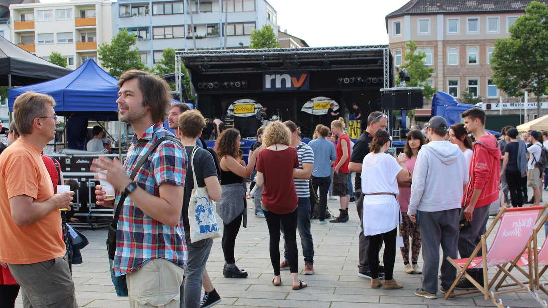 Kolor, MAS, Katinka, Grob beim Platzhirsch-Award auf dem Mannheimer Alten Messplatz.