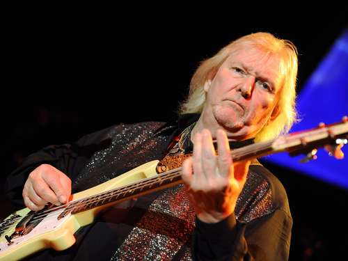 """Yes""-Bassist Chris Squire gestorben"