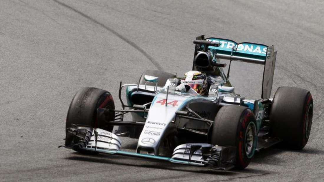 Lewis Hamilton will erneut in Silverstone gewinnen. Foto: Erwin Scheriau