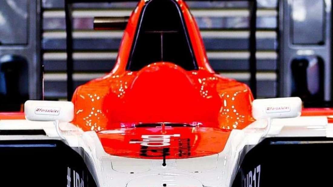Die Formel 1 wird die Startnummer des verstorbenen Jules Bianchi nicht mehr vergeben. Foto: Srdjan Suki