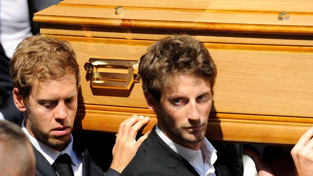 Abschied, Jules Bianchi, Formel 1, Trauer