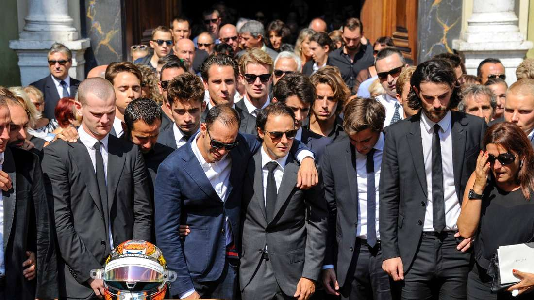 Formel 1 Jules Bianchi Tod