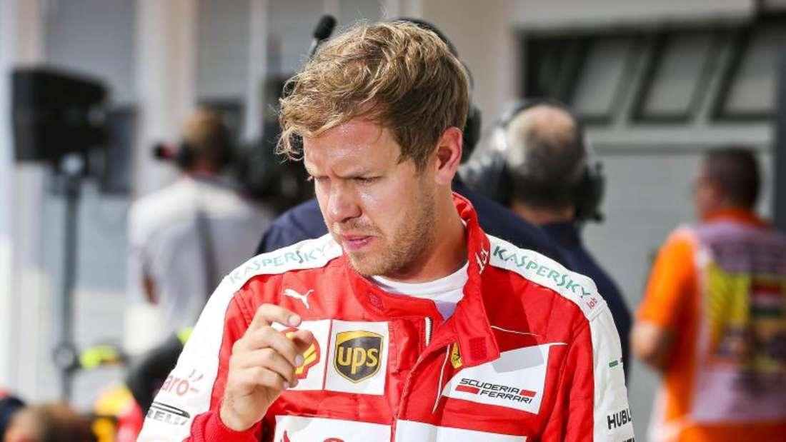 Der Nebenmann für Sebastian Vettel in der kommenden Saison steht noch nicht fest. Foto: Srdjan Suki