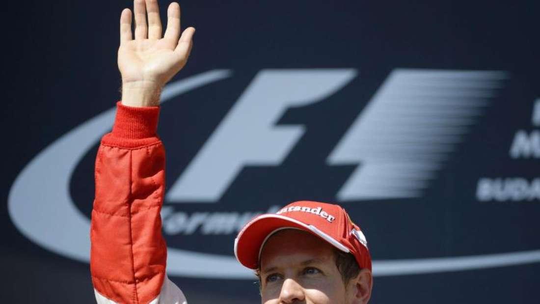 Ein Sieg in Ungarn hatte Sebastian Vettel in seiner langen Liste der Erfolge noch gefehlt. Foto: Tamas Kovacs