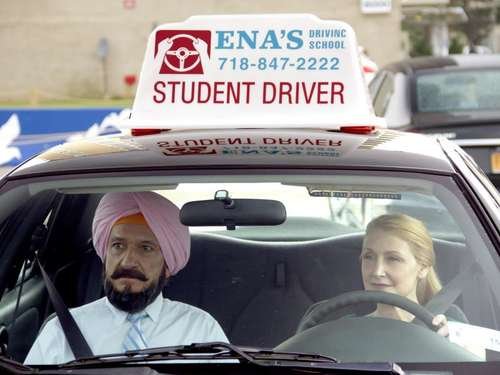 """Learning to Drive"": Romantische Komödie mit Ben Kingsley"