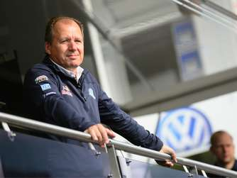 VW-Motorsportchef Willy Rampf