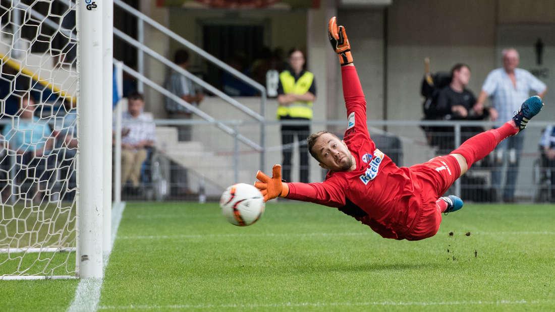 SV Sandhausen schlägt den SC Paderborn