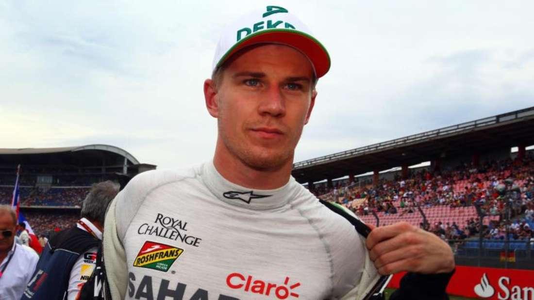 Nico Hülkenberg ist derzeit noch beim Force-India-Team unter Vertrag. Foto: Jens Büttner