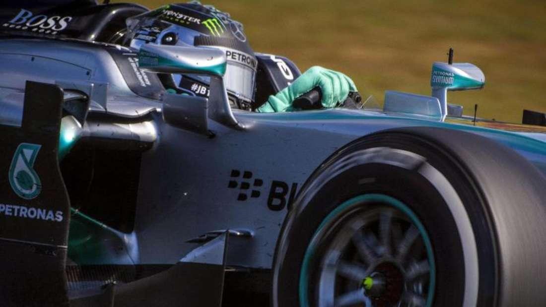 Nico Rosberg konnte das erste freie Training für sich entscheiden. Foto: Zsolt Czegledi