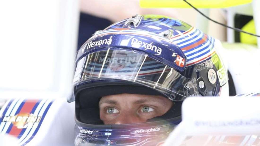Valtteri Bottas holte im Williams den dritten Startplatz. Foto: Olivier Hoslet