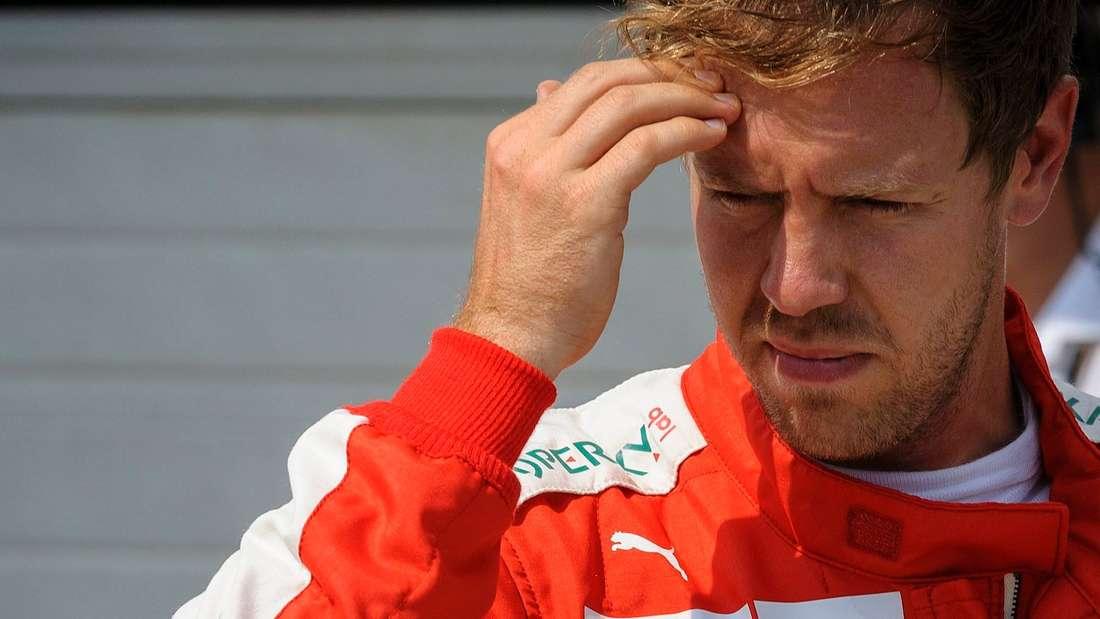 Sebastian Vettel, Nico Rosberg, Formel 1, Grand Prix von Belgien,Spa-Francorchamps