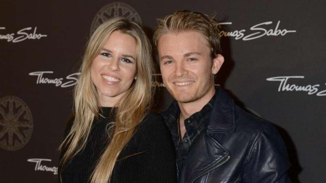 Nico Rosberg und seine Ehefrau Vivian haben eine Tochter bekommen. Foto: Felix Hörhager