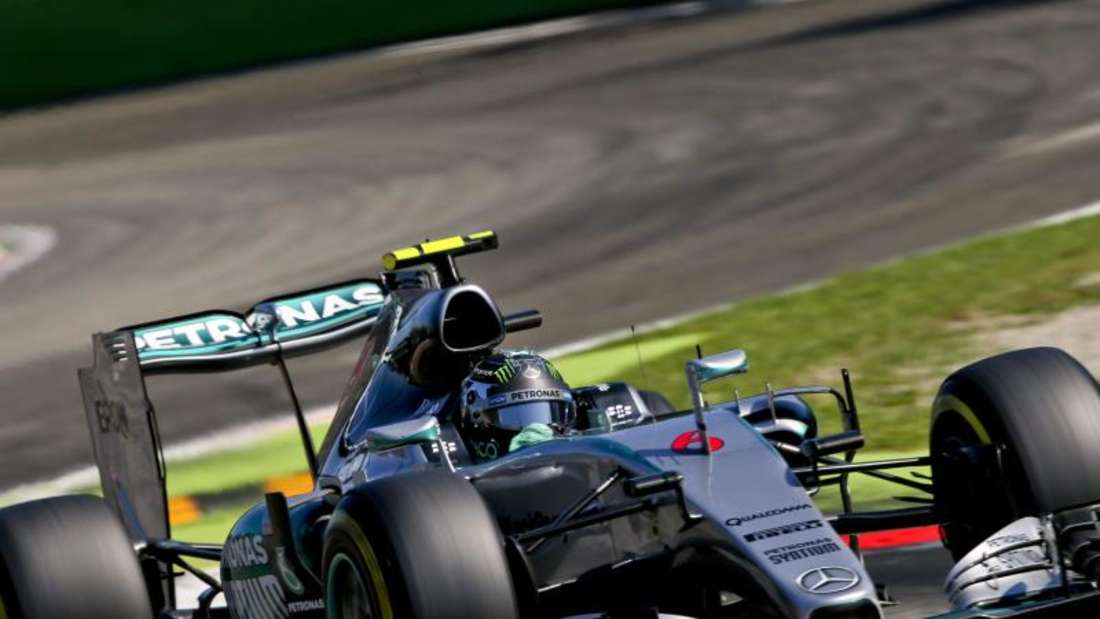 Nico Rosberg wurde nur Vierter. Foto: Srdjan Suki