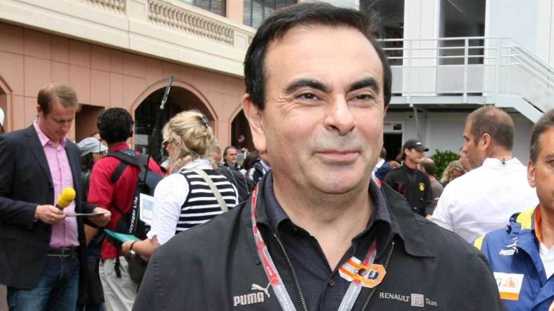 Carlos Ghosn hat mitgeteilt, dass Renault in der Formel 1 nicht mehr als Motorenlieferant auftreten will. Foto (2008):Jens Buettner Foto: Jens Buettner