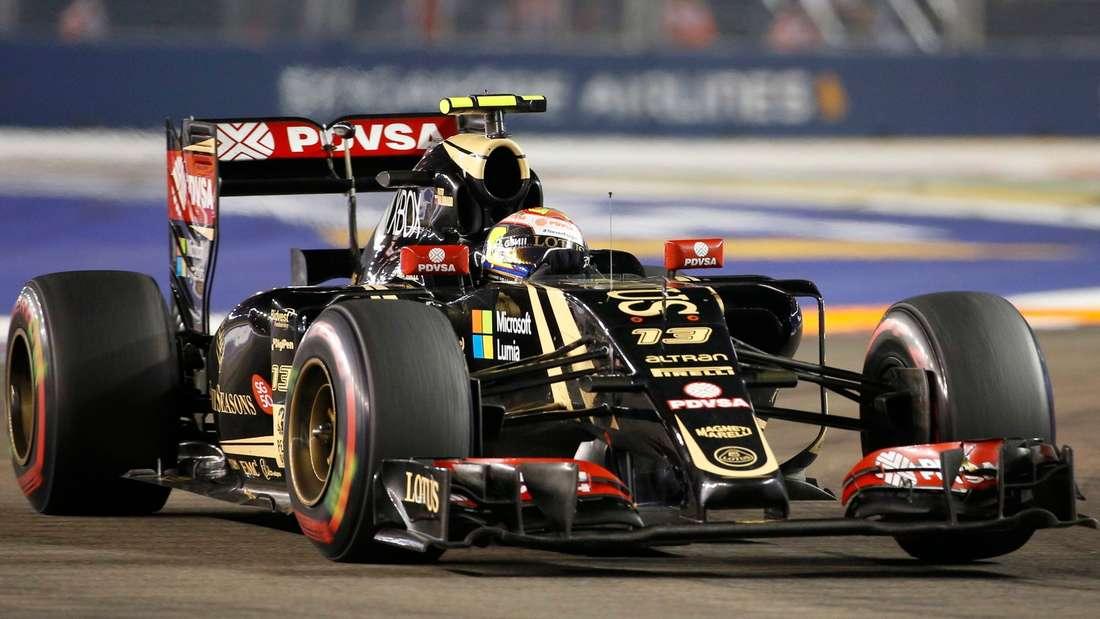 Lotus, Formel 1