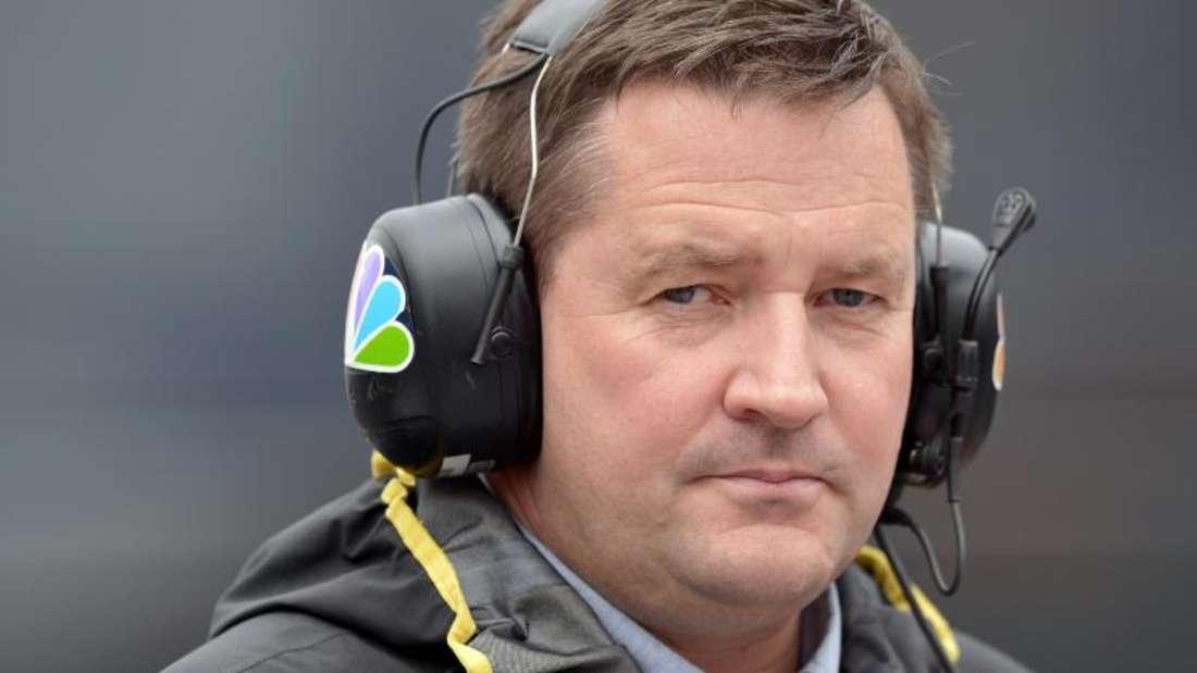 Pirellis Motorsport-Direktor Paul Hembery erklärte die Verteilung der Reifen auf die Teams. Foto: David Ebener