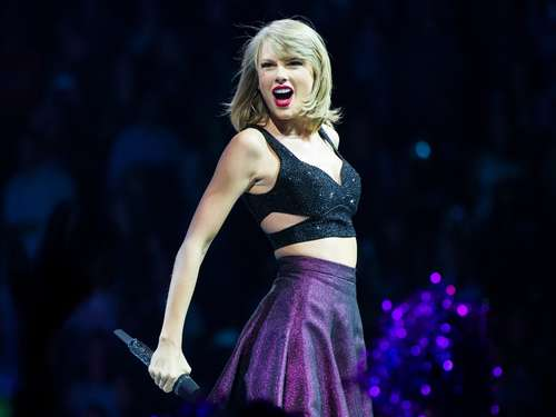 Video: Taylor Swift rockt mit Urgestein Mick Jagger