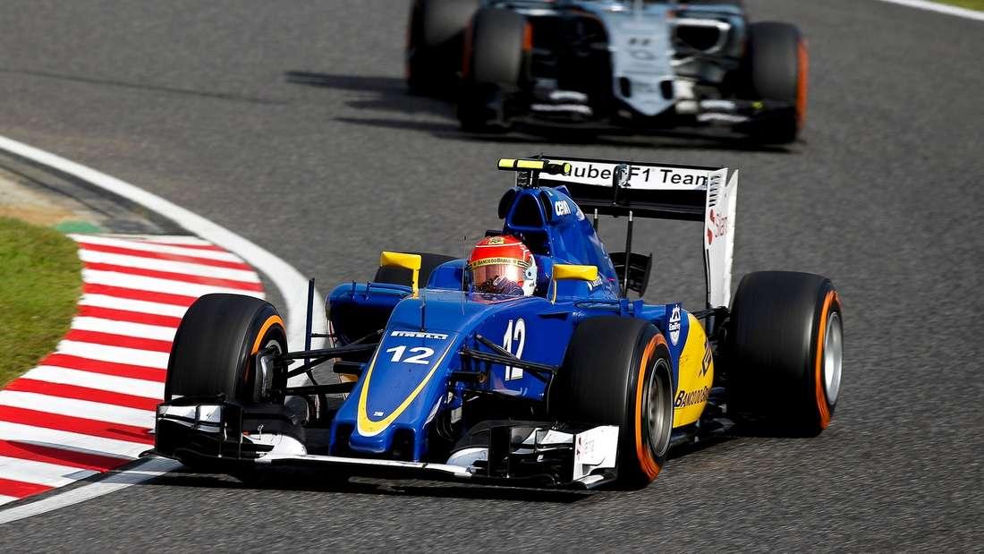 Felipe Nasr, Sergio Perez, Formel 1