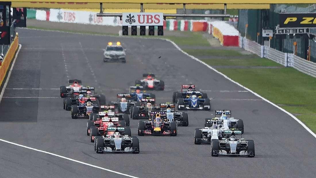 Formel 1, 2016