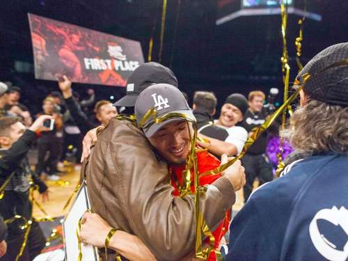 "Japanische Breakdancer gewinnen ""Battle of the Year"""