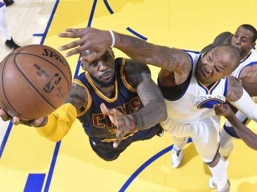 NBA-Start: James mit Cleveland Top-Favorit