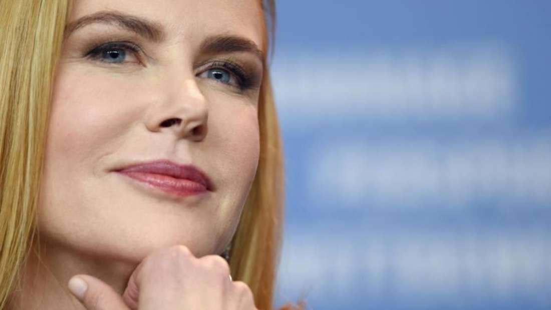 Die australische Schauspielerin Nicole Kidman liebt es, manchmal einfach nichts zu tun. Foto: Tim Brakemeier