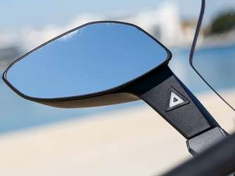 BMW C 650 GT Side View Assist (SVA)