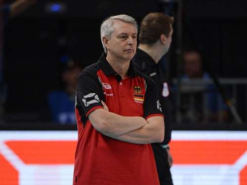 "Volleyball: ""Professore"" Pedullà nicht mehr Nationalcoach"