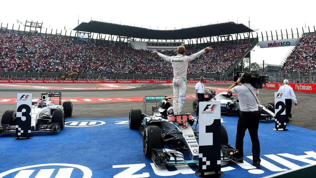 Formel 1, Mexiko