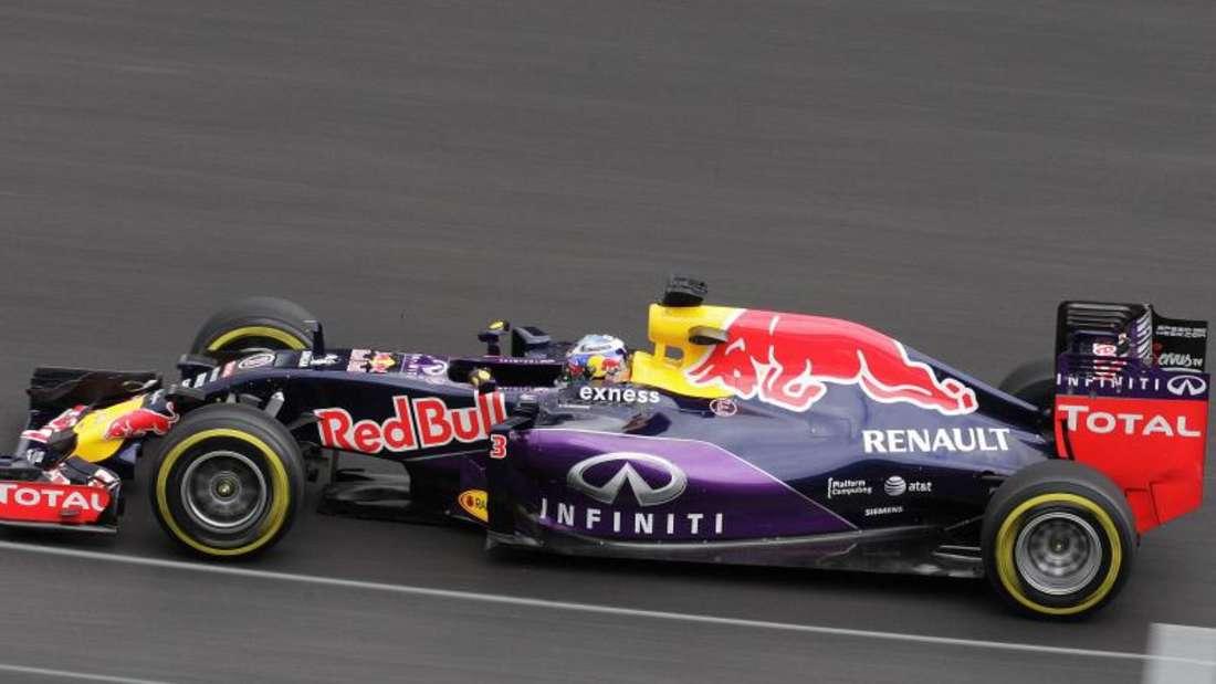 Red Bull fehlt noch ein Motorenlieferant für die Saison 2016. Jorge Nuñez Foto: Jorge Nuñez