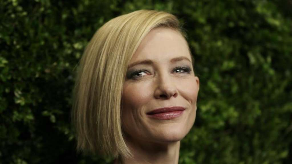 Cate Blanchett in New York. Foto: Peter Foley
