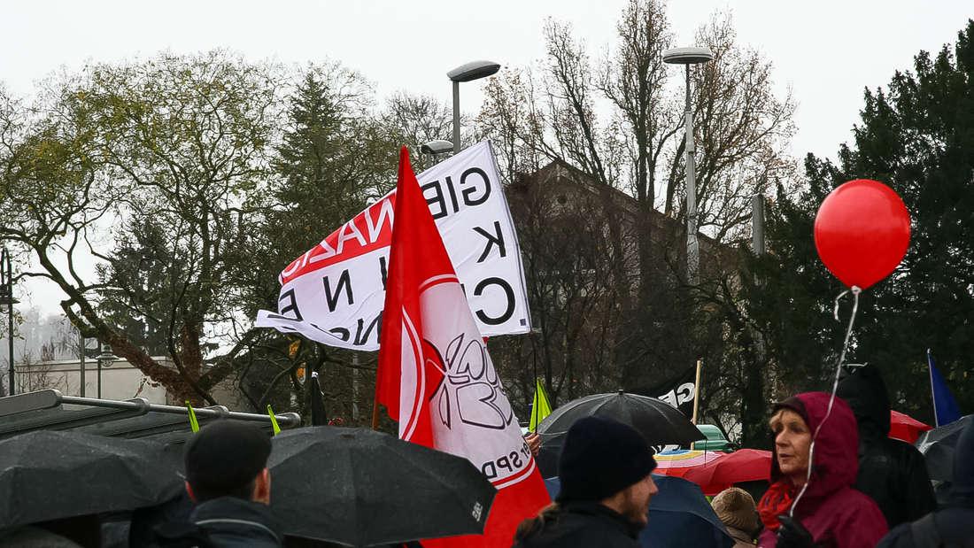 Eine Stadt im Ausnahmezustand: Weinheim bleibt bunt.